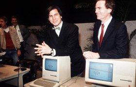 Стив Джобс и Apple вынесли для себя большой урок из провала первого Macintosh