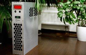 Российский стартап представил прибор для майнинга и обогрева дома