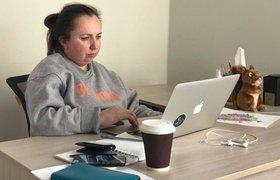 Рабочее место: Екатерина Макарова, соосновательница BelkaCar