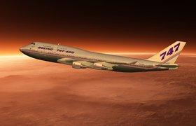 Boeing анонсировал пилотируемые полеты на Марс в 2030-х годах