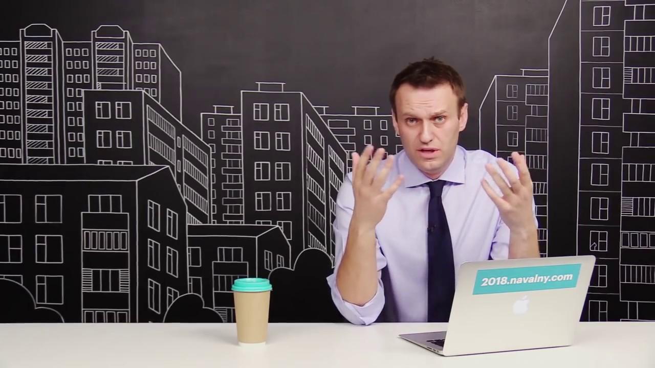 Навальный обвинил Тинькова в давлении на полицию по делу «Немагии» и призвал перестать заниматься «ерундой»