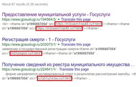 Разработчики антивируса «Доктор Веб» сообщили о взломе сайта «Госуслуг»