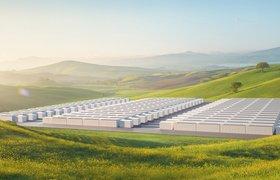 Tesla разработала батареи для хранения «зеленой» энергии