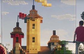 Microsoft представила новую AR-версию Minecraft — она похожа на Pokemon Go