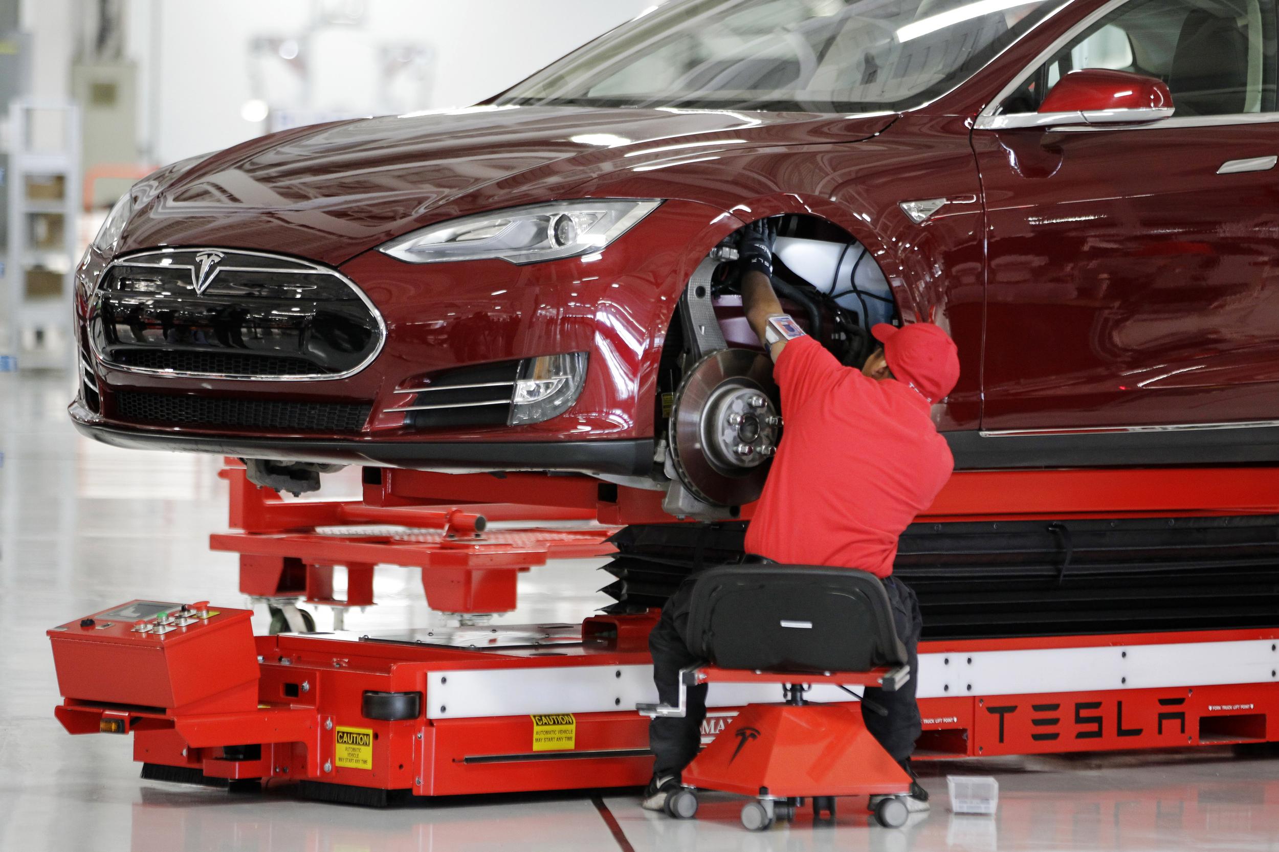 Bloomberg: Tesla согласовала условия строительства своего завода в Шанхае