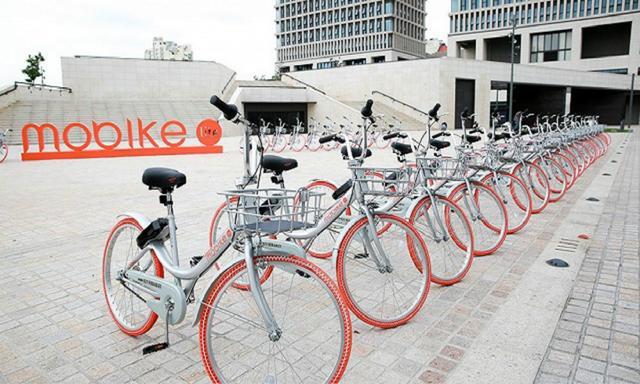 Стартап Mobike — Uber для велосипедистов — привлек $600 млн для выхода в новые регионы