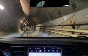Илон Маск отложил запуск транспортного туннеля под Лос-Анджелесом