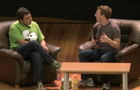 Наш отчёт со встречи с Марком Цукербергом в МГУ