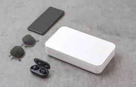 Samsung представил УФ-стерилизатор для мобильных устройств