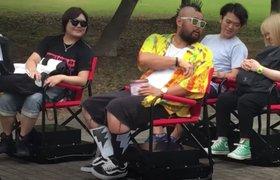 В Японии придумали автоматические кресла для очередей