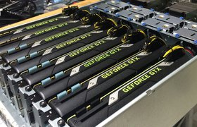 Прибыль производителя видеокарт Nvidia на фоне популярности майнинга выросла на 123%