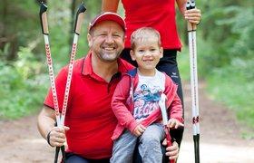 Бизнес 50+: «Рождение сына мотивировало меня заняться спортом и открыть свое дело»