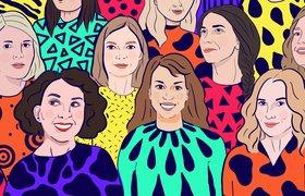 100 женщин российского венчура