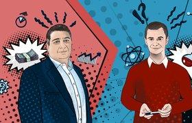 «Интеллектуальный снобизм — это часть нашей культуры», — перекрестное интервью с Рубеном Варданяном и Артемом Огановым