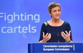 Власти ЕС оштрафовали Qualcomm на $1,2 млрд за эксклюзивный договор с Apple