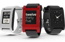 «Умные» часы Pebble поступили в продажу