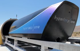 СМИ: Hyperloop One в пятый раз привлекла инвестиции от Зиявудина Магомедова