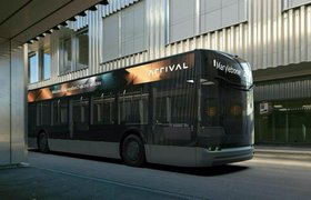 Британский стартап Arrival показал полностью электрические автобусы