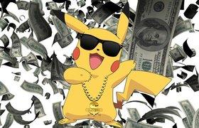 Cтоимость Nintendo увеличилась почти на 250% после запуска Pokemon Go