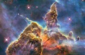 Телескопу Хаббл 25 лет: удивительные снимки космоса