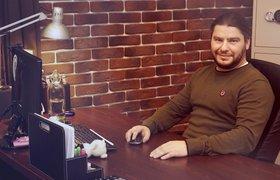 Рабочее место: сооснователь Planeta.ru Федор Мурачковский