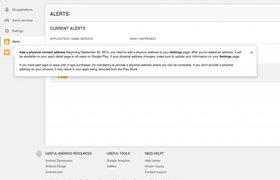 Google заставит разработчиков публично раскрывать физические адреса