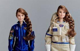 Русская космонавтка вдохновила Mattel на новую куклу Barbie