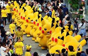 Как живет игра Pokémon Go два года спустя после ажиотажа