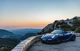 Porsche стала самой прибыльной автокомпанией Европы