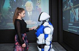 «ВЭБ Инновации» вложит 450 млн рублей в российского производителя роботов Promobot