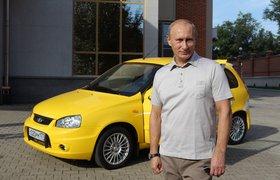 Путин о возможности сесть за руль Tesla: «Почему нет? Не на телеге же ездить»