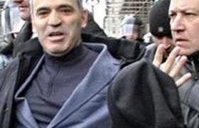 Каспаров приехал на допрос в ФСБ