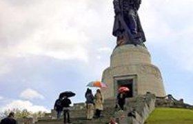 В Трептов-парке осквернен монумент советским воинам