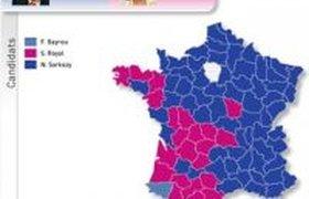 Во второй тур выборов президента Франции вышли Саркози и Руаяль