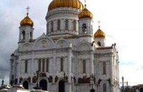 В храме Христа Спасителя началась панихида по Борису Ельцину
