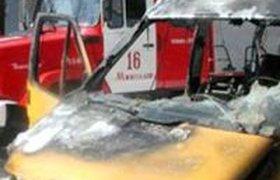 """В Самарской области в """"Газели""""  взорвался газовый баллон, 11 человек погибли"""