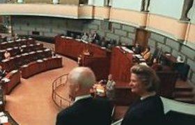 Правительство Эстонии призвало граждан страны к примирению