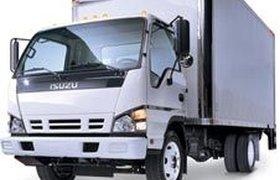 Японские грузовики приехали в Россию