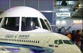 Sukhoi SuperJet-100 показался во всей красе
