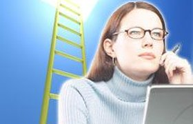 Почему женщины редко достигают высшей ступени во властной иерархии?