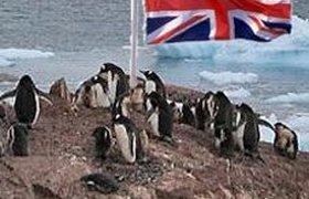 Британия нашла новую ледово-нефтяную колонию