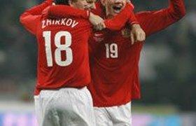 Футбол: Россия - Англия. 2:1!!!