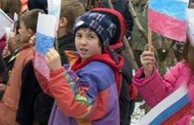 """""""Единая Россия"""" подбирается к избирателям через детей"""