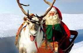 Санта Клаус ищет работу