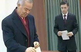 Узбекистан: Каримова ждут еще 7 лет президентства