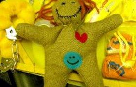 """Кукла вуду от """"Евросети"""""""