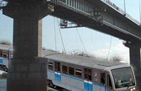 В Москве построят автотрассы над железной дорогой