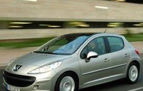 Peugeot впервые возглавил список самых популярных авто Европы