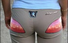 Peugeot-штанцы
