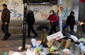 Мусор с улиц Неаполя вывезут в течение месяца. Фоторепортаж